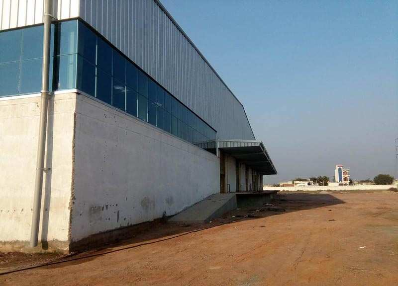 For Rent 50000 sqft Warehouse Lal kuan Ghaziabad