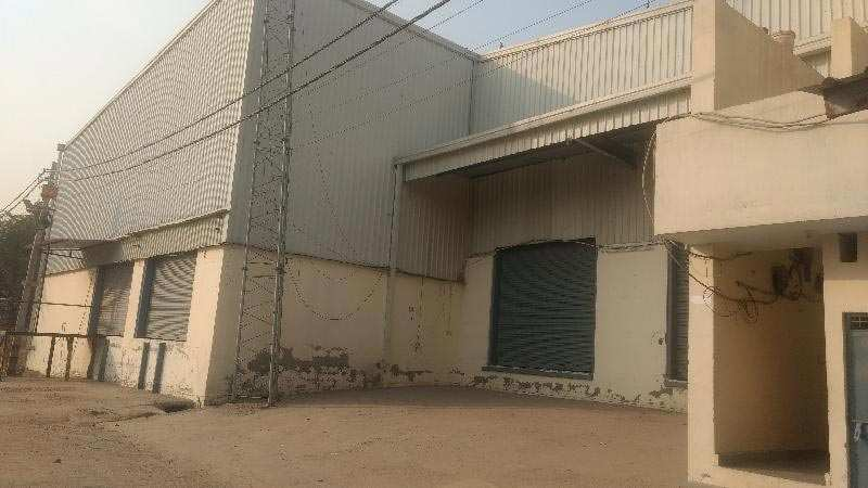 Warehouse For Rent In Hosiery Complex, Noida