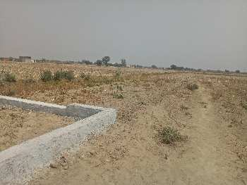 150 Gaj plot 2 side open 20 feet wide road both side Najafgarh
