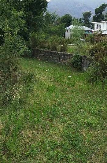 Residential Plot For Sale In Bandla ,Palampur