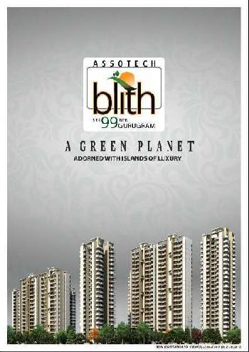4 BHK Flat For Sale In Assotech Blith Sector-99, Gurgaon.