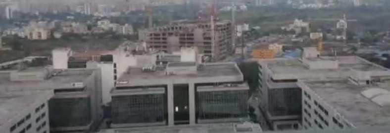 Higher View 1 Bhk Studio Flat For Sale At Blue Ridge Hinjewadi Phase 1 4111057