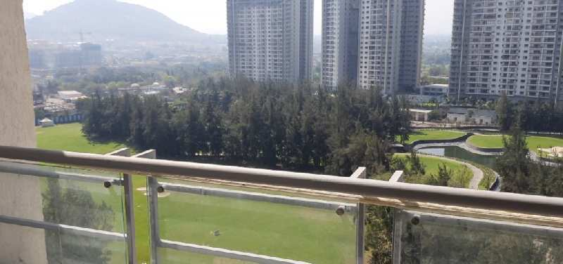 3 bhk flat for rent at Blue ridge Township only for family