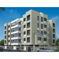 3bhk flate for rent in parijat nagar nashik