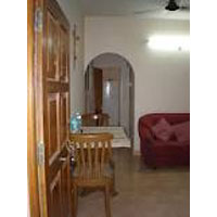 3bhk flate for rent in model colony  nashik