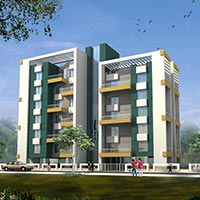 3 BHK Flats for Sale in Krushi Nagar College Road
