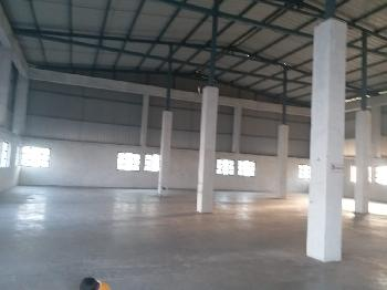 Industrial Shed Space For Rent In MIDC Malegaon Sinnar, Nashik