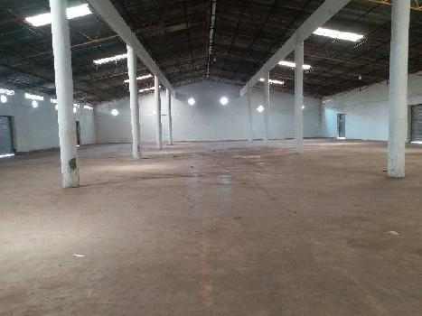 Industrial Shed / Warehouse Godown For Rent In Vilholi Nashik. Near Ambad MIDC