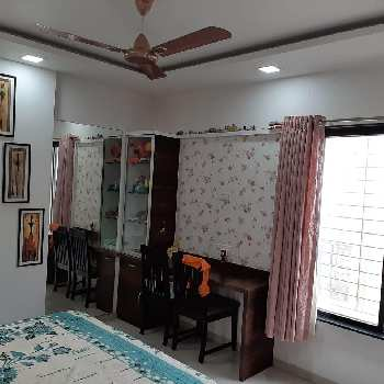 3 BHK Fully Furnished Flat For Sale In Gangapur Road Solapur