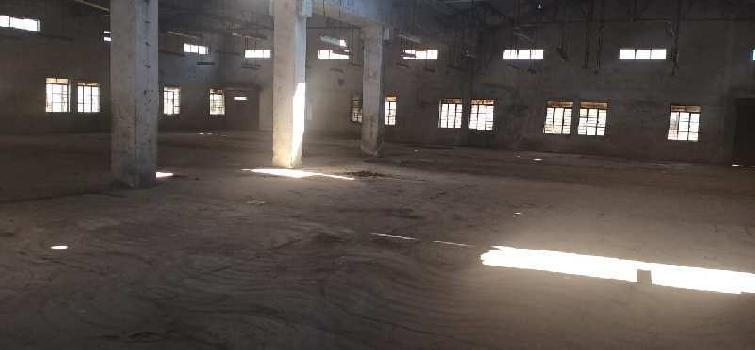 Industrial shade factory for sale in MIDC Sinnar