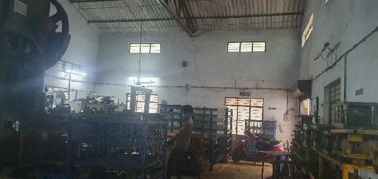 Industrial shed for rent in Ambad MIDC Nashik