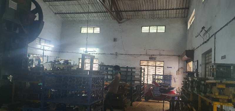 Industrial shed for rent in Ambad MIDC Nashik