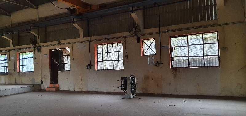 12500 industrial shed for rent in amber MIDC Nashik