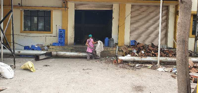 5000 square feet industrial shed for rent in Satpur MIDC