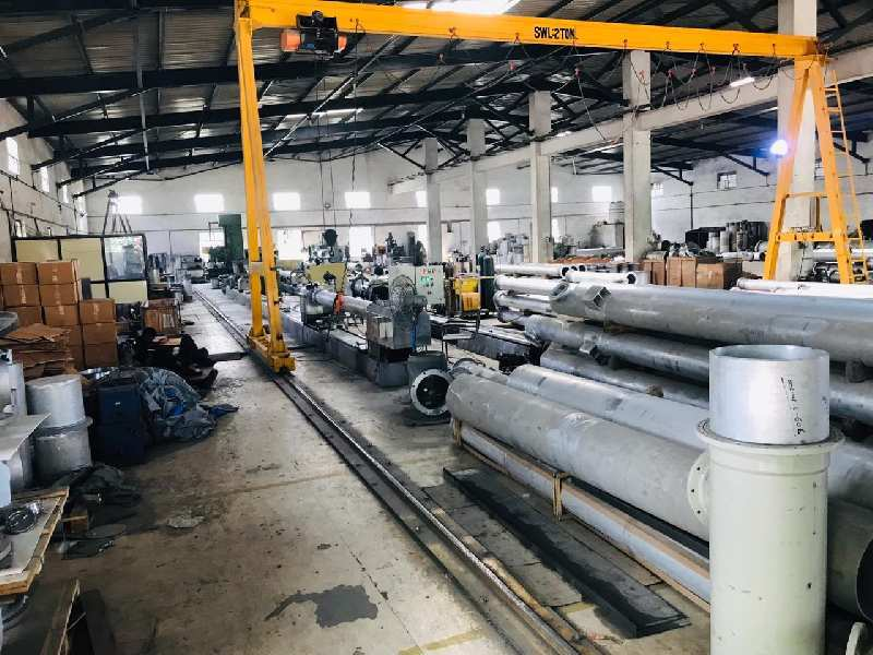 18000 square feet industrial shed for rent in Ambad Nashik