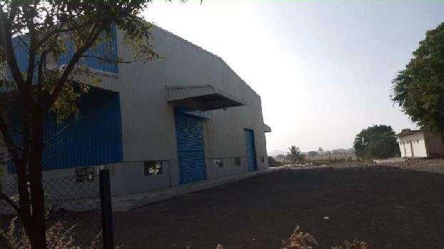 Industrial warehouse shed for rent in Nashik