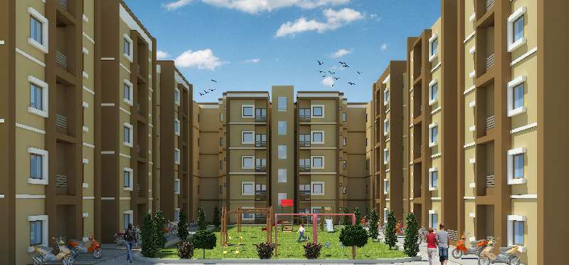 1 BHK Flats & Apartments for Sale in Jagdamba Nagar Vistar, Pali