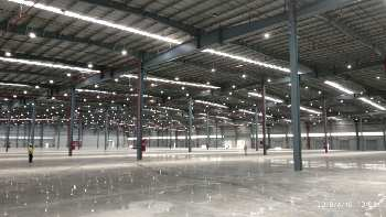Industrial shed 1.25 lacs sq ft for rent in Chakan Pune