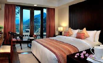 15 rooms new brand hotel for rent in Panchgani Mahablelshwar