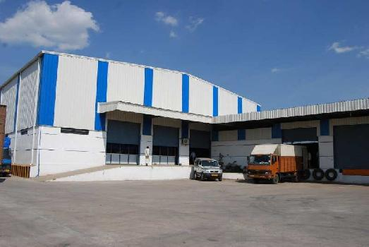 Industrial shed 12500 sq ft for rent in Chakan Pune