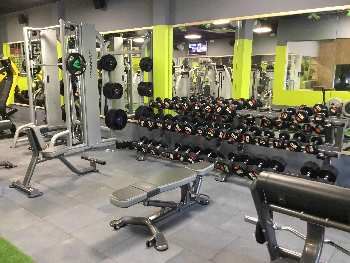 Running Gym for Rent in Wanowrie