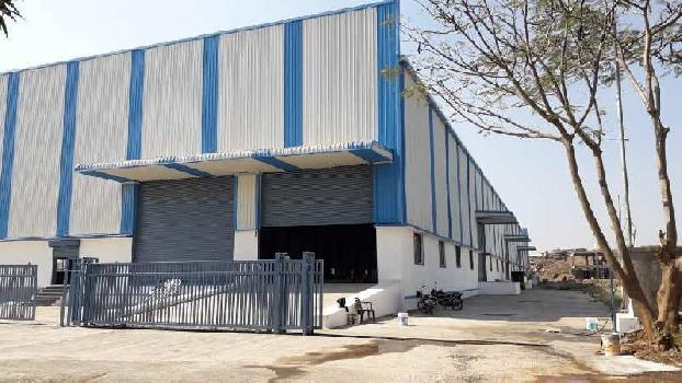 Warehouse for rent in Chakan 75000 sq ft