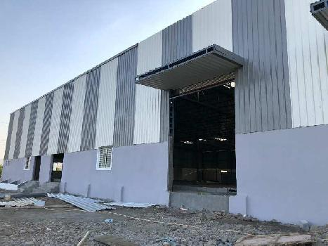 Industrial Shed At Khed Shivapur on Rent