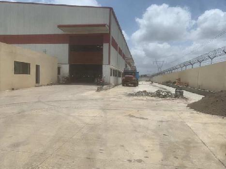 Industrial Shed In Chakan On Rent