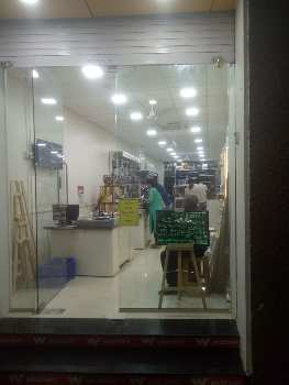Semi furnished Showroom at Baner on Rent