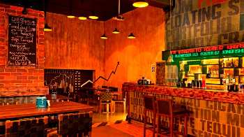 Bar &  Restaurant For leave & license in Wakad