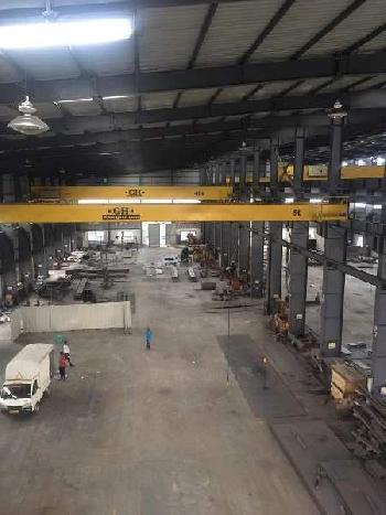 Factory in Chakan on Rent