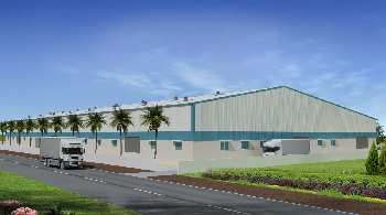 Industrial Shed At Chakan on rent