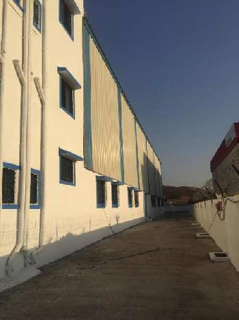 Industrial Shed On Rent At Chakan