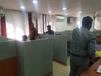 Unfurnished Office at Ghole Road On Rent
