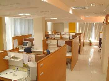 Furnished Office At S. B Road