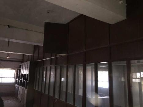 Semi-furnished Office at Bhosari For Sale