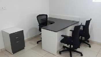 Semi -Furnished Office Space at Kothrud On Lease