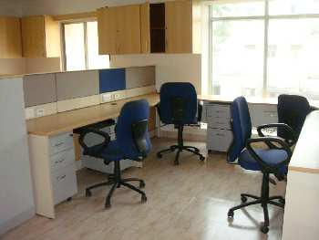 Furnished Office at Prabhat Road on Lease