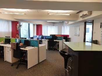 Furnished Office on Lease at Shivajinagar