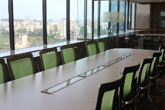 Furnished office on