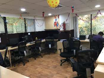 Fully Furnished office for Rent on Senapati Bapat Road  3200 sq t