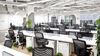 6600 sq ft fully furnished office in Pashan