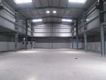 Industrial shed for sale in Chakan 7500 sq ft
