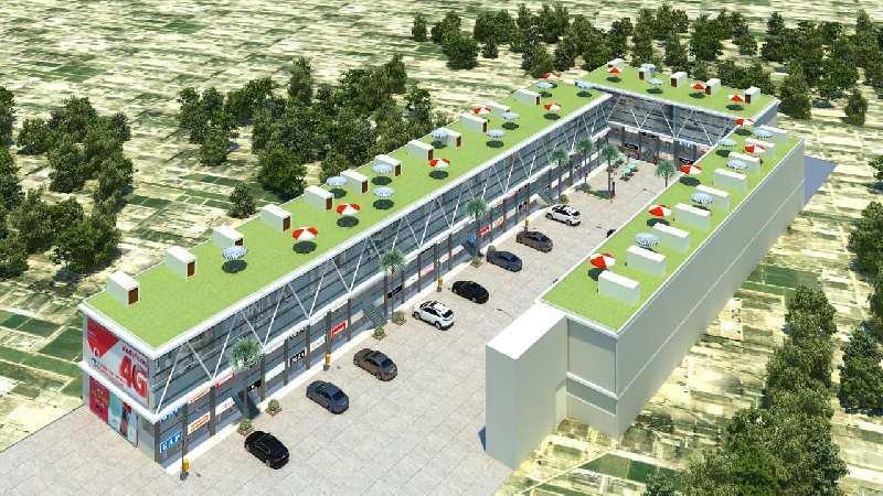 Commercial Showrooms for Sale in Metro Plaza Citi Market, Zirakpur, Chandigarh