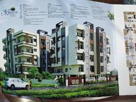 Flats Milestone Residency Amlidhi