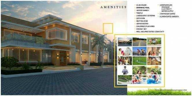 Residential Open Plot In Township