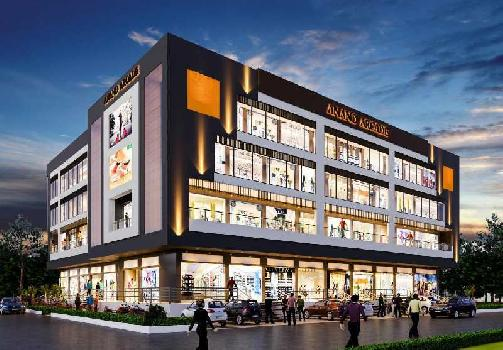 275 Sq.ft. Commercial Shops for Sale in Moudhapara, Raipur