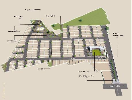 Residential Plots For Sale In Tilda, Raipur