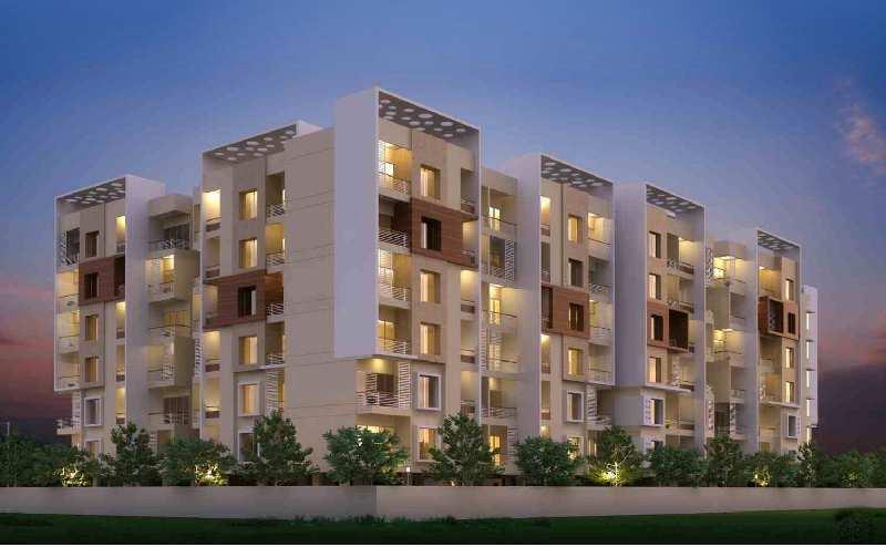 2 BHK Flats & Apartments for Sale in Saddu, Raipur
