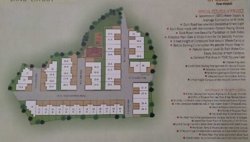 2 BHK Individual Houses / Villas for Sale in Chharwada, Vapi